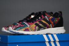 Adidas Zx Flux Adv Smooth W EU.37.3 UK 4.5 Multicolor S79824 Mujer Deportivas
