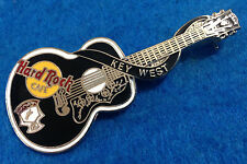 KEY WEST ELVIS PRESLEY DEAD ROCKER ACOUSTIC GUITAR SERIES Hard Rock Cafe PIN