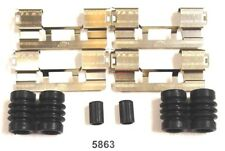 Disc Brake Hardware Kit Front Better Brake 5863
