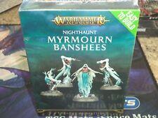 Easy to Build Myrmourn Banshees Warhammer Fantasy Age of Sigmar Model New!