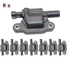 8X OEM Ignition Coils Pack 12570616 For Chevrolet GMC Silverado 1500 Suburban