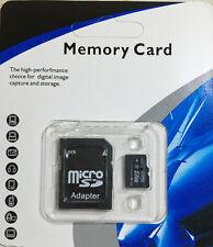 64GB Micro SD Micro SDHC Class 10 TF Flash Memory Card Free Adapter