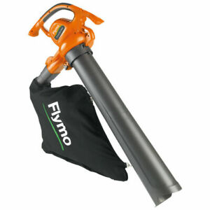Flymo PowerVac 3000 Electric Garden Blower Vacuum Used In Excellent Condition