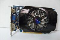 Gigabyte GeForce GT 630 PCIe Graphics Video Card w/1GB HDMI VGA DVI GV-N630-1GI