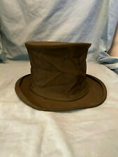 Vintage N.Y. Adam Hats Co. Top Hat Collapsible 1920's