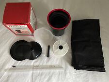 Film Developing Kit, Paterson Tank, Dark Bag, Thermometer, Funnel