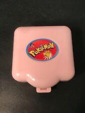 Pre-owned 1997 Tomy Nintendo Pokemon Polly Pocket Seafoam Islands toy playset