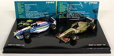 Minichamps 1/43 Scale 402 109596 Jordan Set 95/96 Jordan 195 Peugeot 196 Peugeot