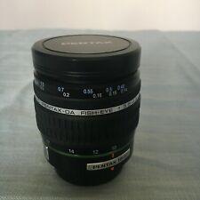 Pentax 10-17mm F/3.5-4.5 SMC DA ED IF Fish-Eye K Mount Autofocus Lens