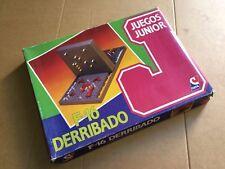 F16 DERRIBADO Juegos Junior de Cefa, Juguete Original de los 80', Buen estado!!!