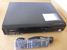 048 PANASONIC DMR-EZ47V DVD-R RECORDER / VHS VCR EX-COND BETTR THAN NEW, ITEM: G