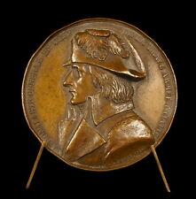 Médaille Napoléon Bonaparte Armée d'Italie Discours de Cherasco Rogat 1839 medal