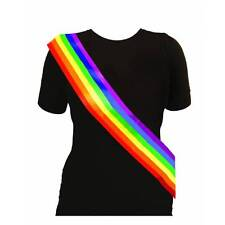 Arco Iris Orgullo Gay BANDA TELA Festival Fiesta Marches LGBT