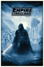 30x20 36x24 Silk Poster Star Wars Empire Strikes Back Darth Vader MOVIE Hot T-08