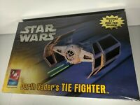 2005 AMT Star Wars DARTH VADER'S TIE FIGHTER 38319 Sealed Brand New