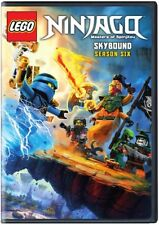 Lego Ninjago: Masters Spinjitzu - Season 6 [New DVD] Dolby, Widescreen