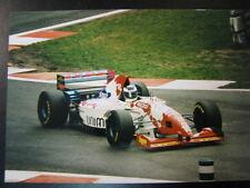 Photo Footwork Hart FA16 1995 #10 Taki Inoue (JAP) GP Belgium