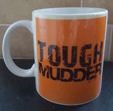 Tough Mudder Mug. Mud Run Obstacle Race MISPRINT, Poor Print