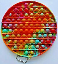 Jumbo Large Pop Its Bubble Fidget Toy Push Bubble Stress Relief Kids Autism C1