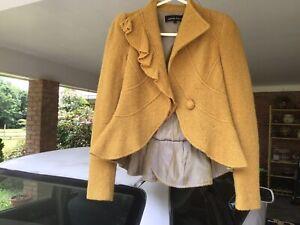nanette lepore jacket sz2
