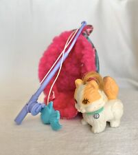 Kenner Littlest Pet Shop Kitty Goes Camping cat vintage 1990s