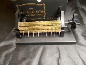 Vintage The Little Amanda Smocking Pleater Austrailia w/ Original Box