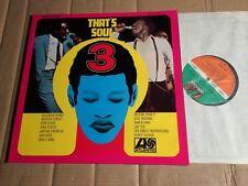 V/A-that 's Soul 3-Solomon Burke/Arthur Conley, tra l'altro-LP (di2005)