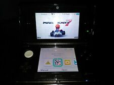 Nintendo 3DS Cosmo Black Console Only -Model Number CTR-001(USA) - Tested
