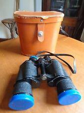 Vintage Zenith Triple Tested Field 7.1 Light Weight 7 X 50  Binoculars w/case