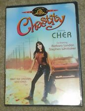 Chastity (DVD, 2004), NEW & SEALED, RARE, REGION 1, WIDE & FULL SCREEN, CHER!