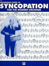 Progressive Steps to Syncopation for the Modern Drummer (Ted Reed Publications)