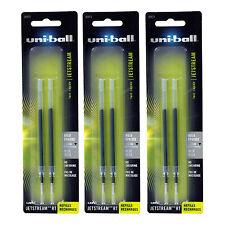 Uni-Ball Jetstream RT/Jetstream Sport Ballpoint Pen Refills, Bold Point, Blue In