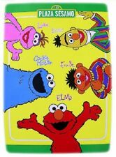 Licensed Sesame Street Elmo, Lola, Cookie Monster Large Non-Slip Back Area Rug