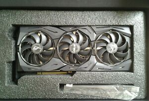 ASUS ROG STRIX GeForce RTX 2070 SUPER Advanced Overclocked 8G GDDR6 Used
