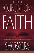 NEW The Foundations of Faith Vol. 1 by Renald E. Showers