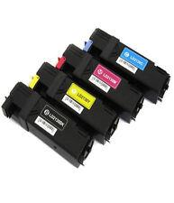 4 NO-OEM para Dell 2130 2135 2130cn 2135cn color Cartuchos de tóner