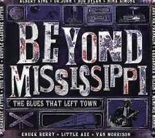 Beyond Mississippi: The Blues That Left Town 2 CD SET Otis Taylor Albert king