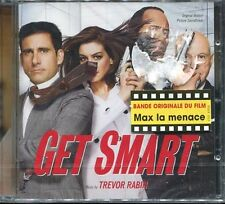 GET SMART (Max la menace) B.O.F./O.S.T. (CD) -NEW-