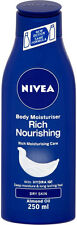 NIVEA BODY MOISTURISER RICH NOURISHING - 250ML