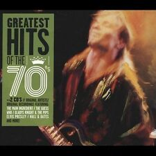 Various, Greatest Hits Of The 70's (2 CD Set), Acceptable