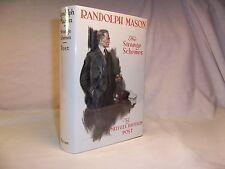 Melville Davisson Post RANDOLPH MASON: Strange Schemes Classic Mystery Stories
