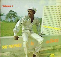 PAT THOMAS-in action volume 1   sacodisc international LP  (hear)   highlife