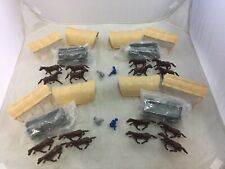 Lot 4 CTS Classic Toy Soldiers Conestoga Wagon