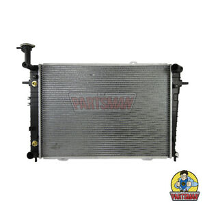 Radiator Auto Trans 2.7L V6 Petrol Hyundai Tuscon 4/04-1/10