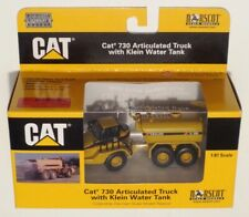 NORSCOT - CAT 730 ARTICULATED TRUCK WITH KLEIN WATER TANK - 1:87 - REF 55141