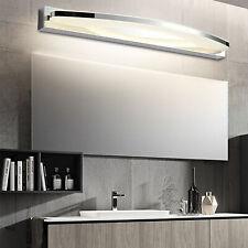 Mirror Front Light Led Semi-circular Wall Lamp Fixture Waterproof Home Decor