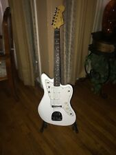 Fender Squire Jazzmaster Guitar with J Mascis Pickups & Electronics Included