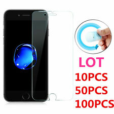LOT Screen Protector PET Film For iPhone 11 Pro Max 7 Plus 6S XS 8+ 5S XR XS Max
