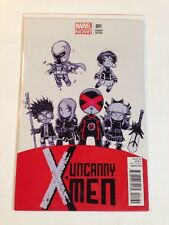 Uncanny X-men 1 Skottie Young Variant Near Mint