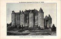 CPA   Luynes (Indre-et-Loire) - Chateau Vue d'ensemble   (299180)